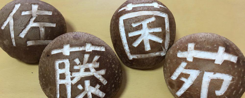 佐藤菌苑(さとうきんえん)SATO-KIN-EN